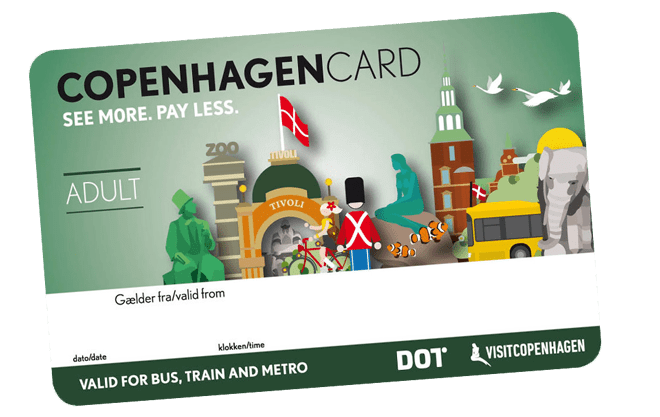 copenhague-card