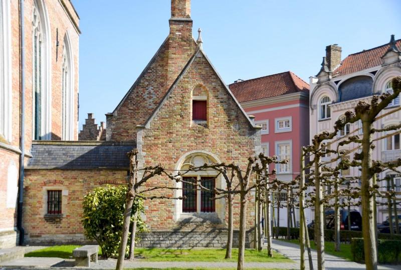 Bruges-Eglise notre dame