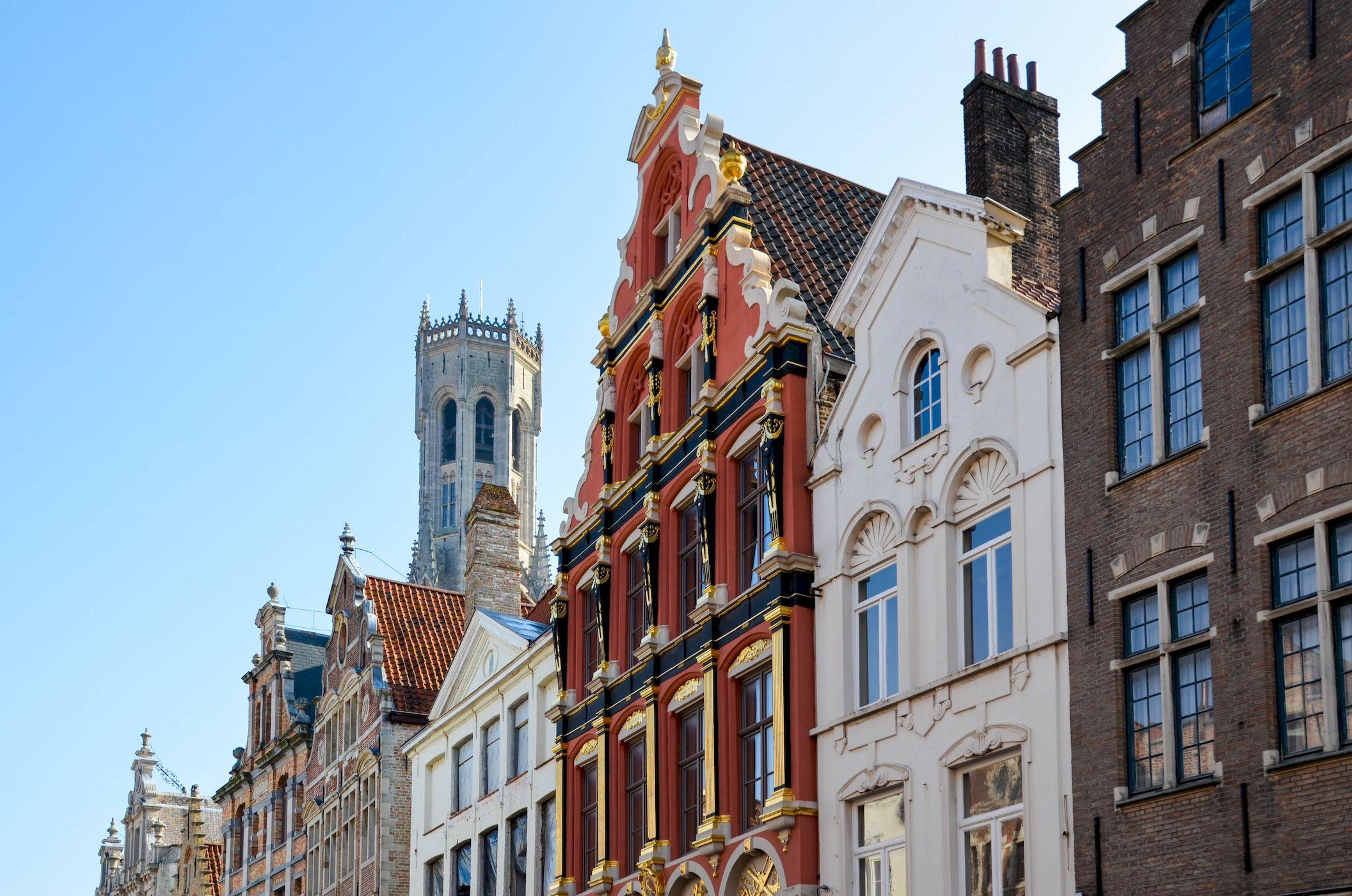 En photos #3: Petit tour à Bruges