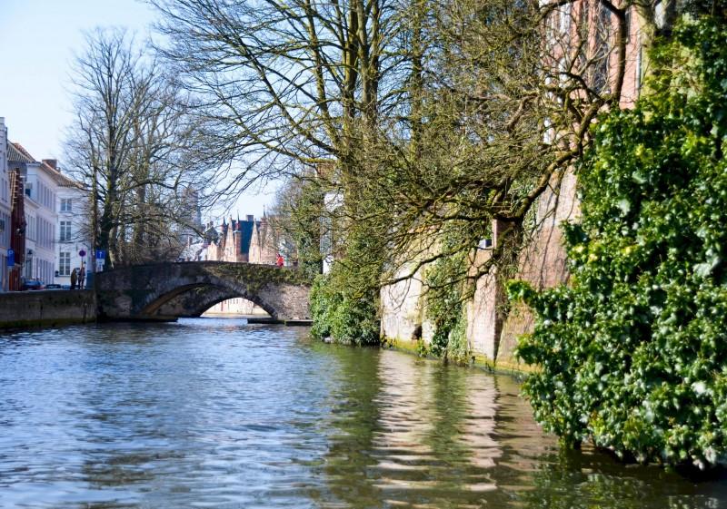 Canaux-Bruges