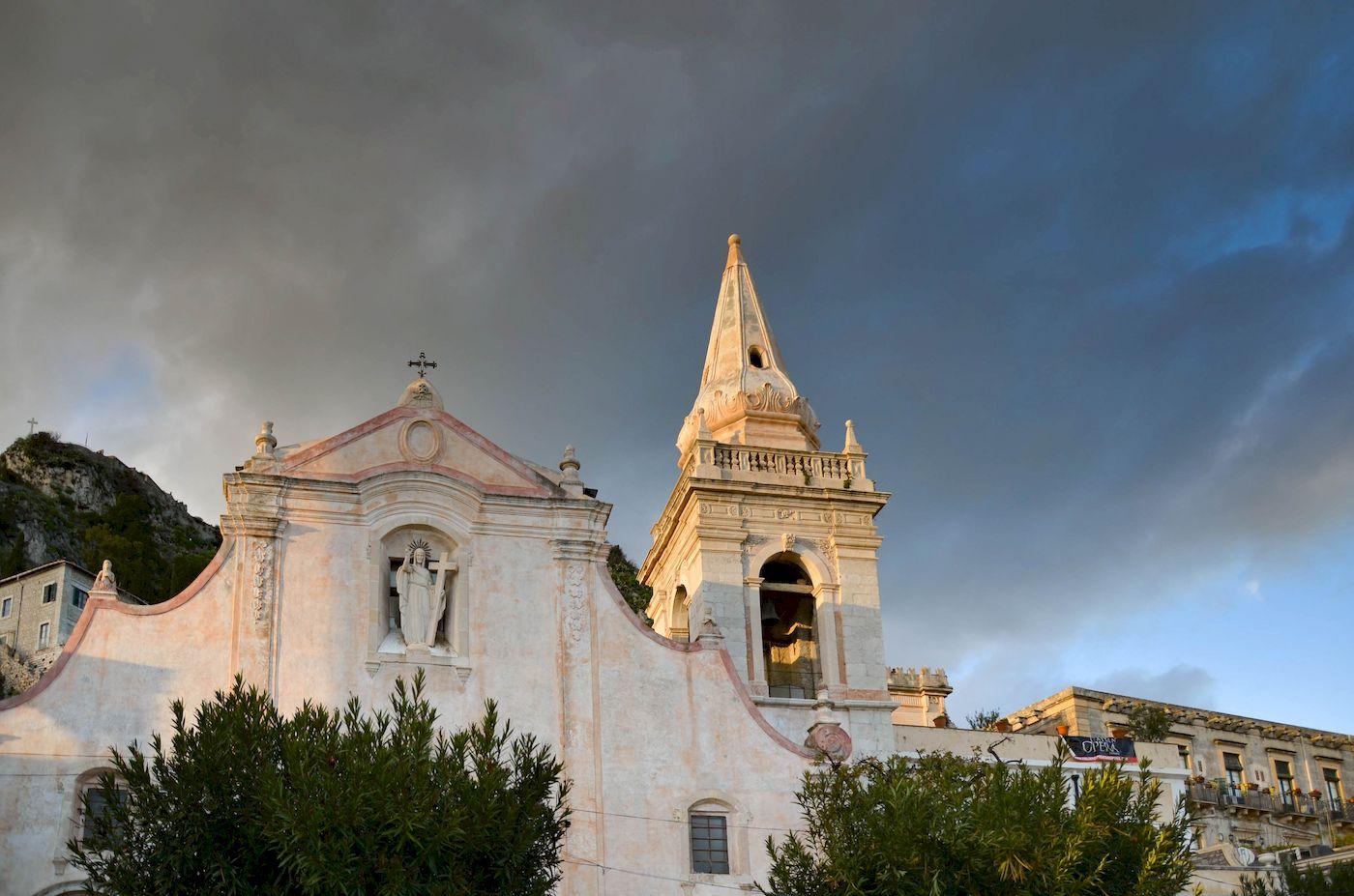 Eglise Taormina