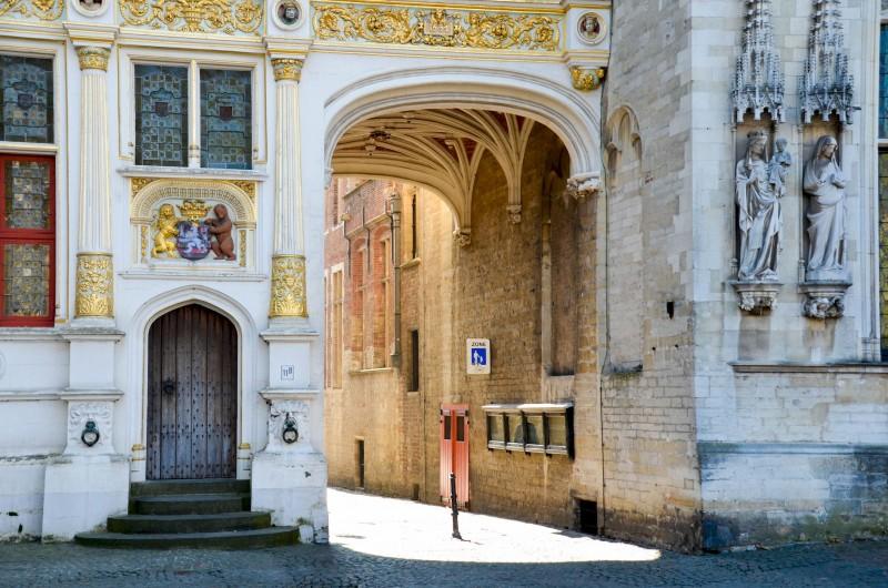 Passage-Franc de Bruges