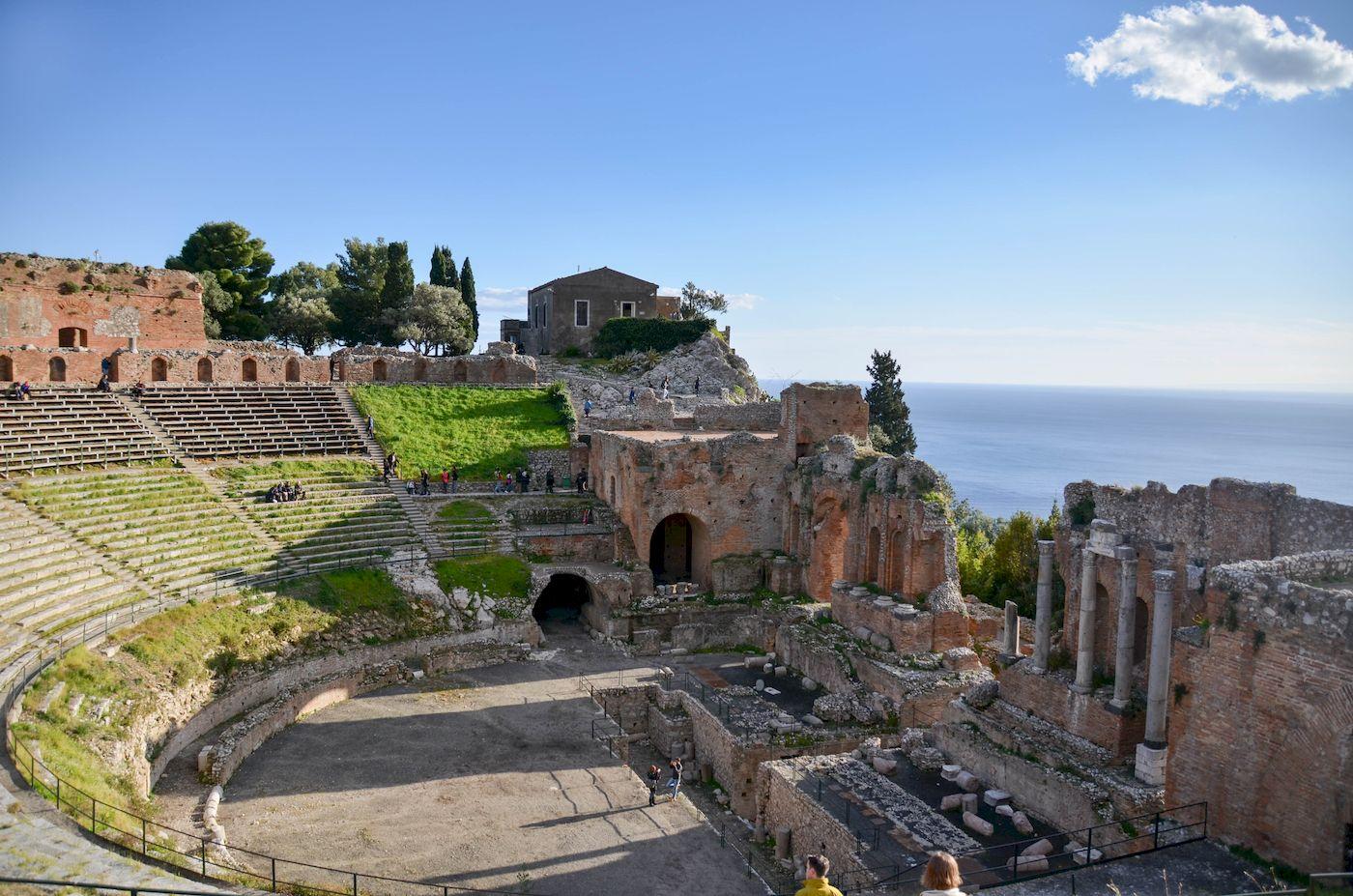 Theatre de Taormina