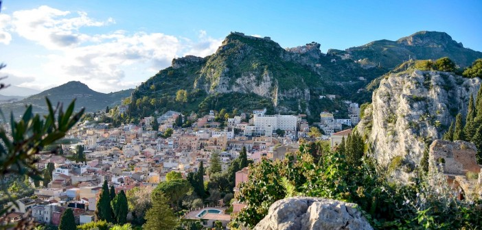 Visiter Taormina