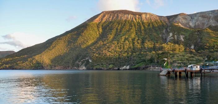 ascension du vulcano