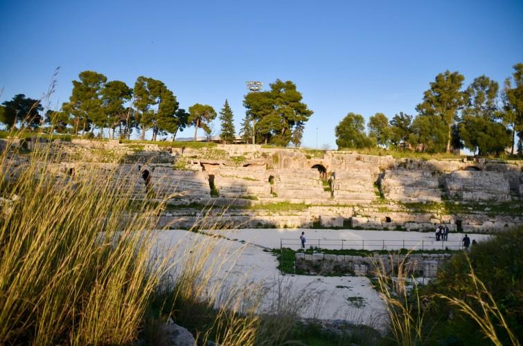 Amphitheatre-romain