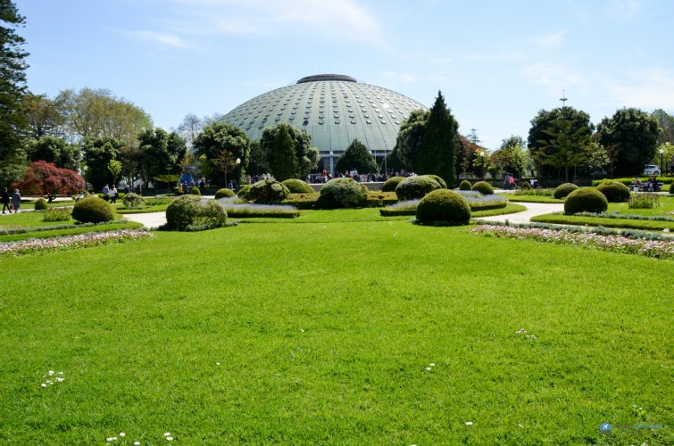 Porto-palais de cristal