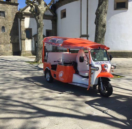 Tuk Tour Porto