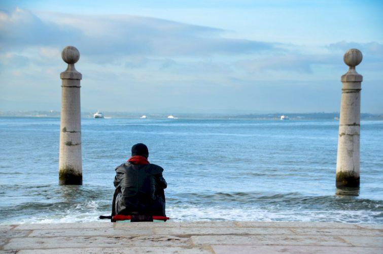 Cais das Colunas - Lisbonne