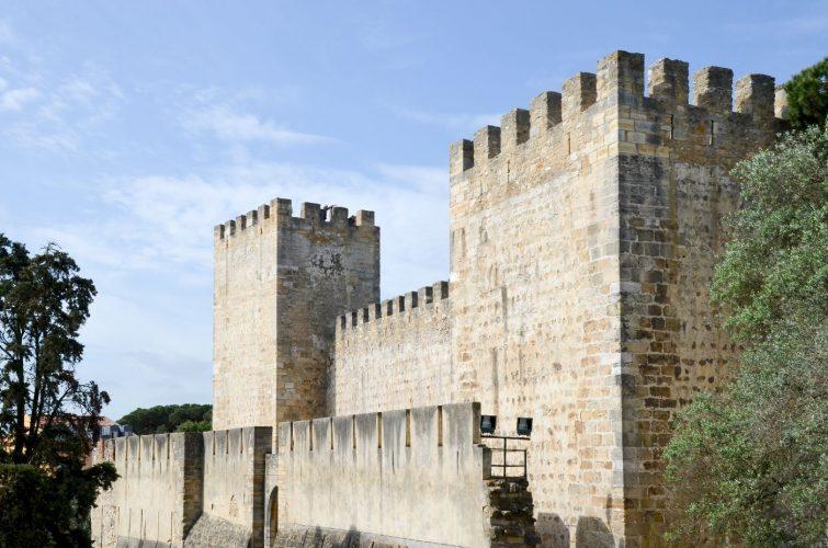 Château Saint George - Lisbonne
