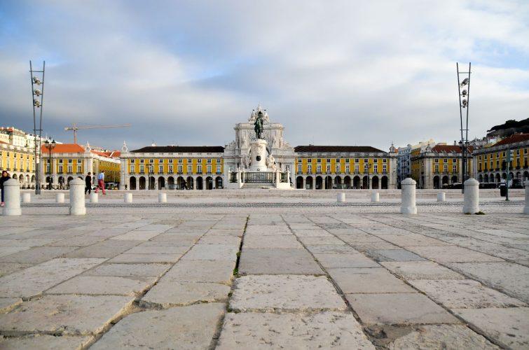 Place du commerce_Lisbonne