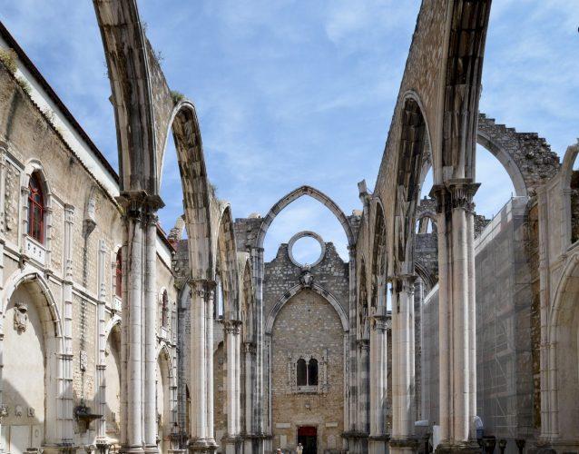 Covento do carmo - Lisbonne