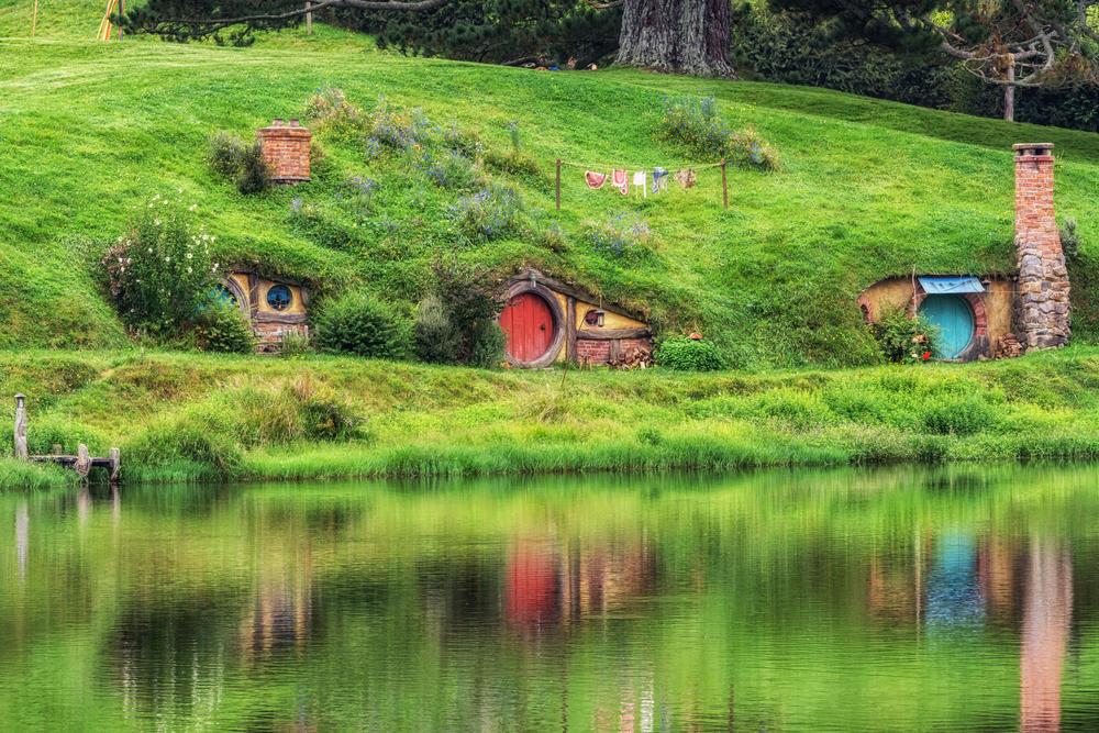 Destination Nouvelle-Zélande