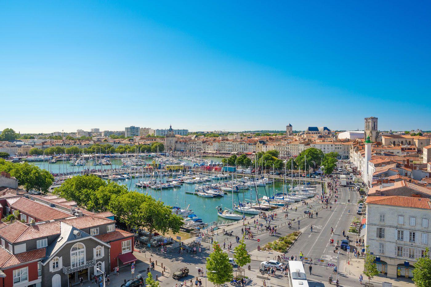 Petit tour à La Rochelle