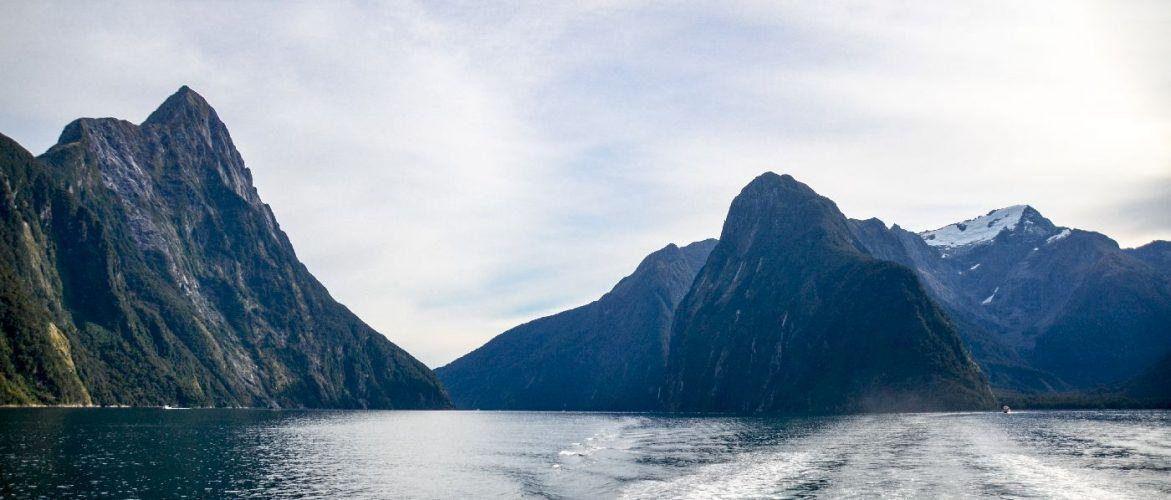 NZ-Fjordland-Milford Sound