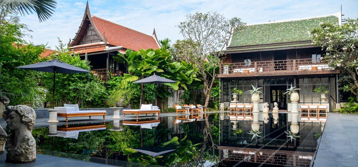 Villa Mahabhirom, un hébergement haut de gamme à Chiang Maï