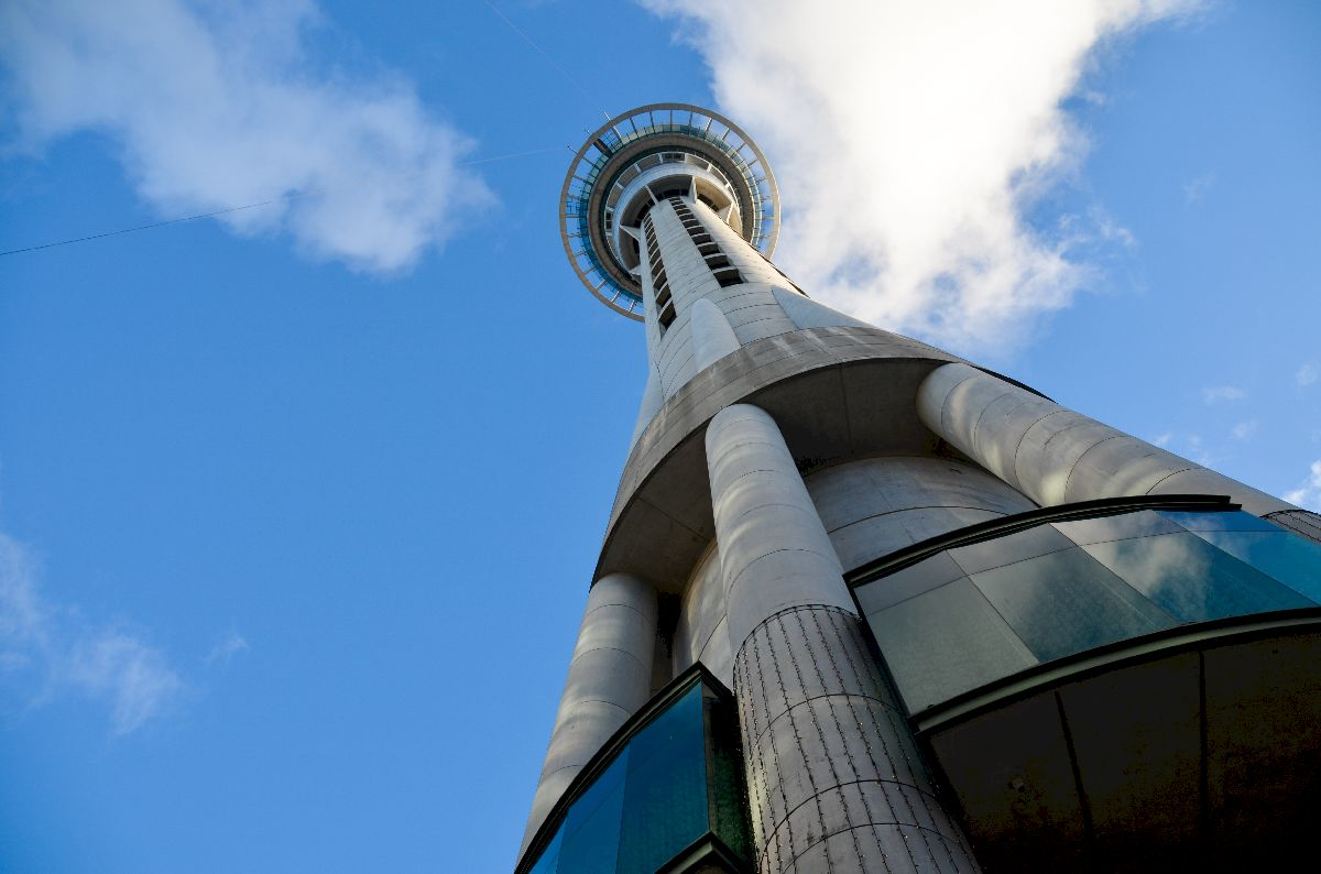 Sky Tower d'Auckland