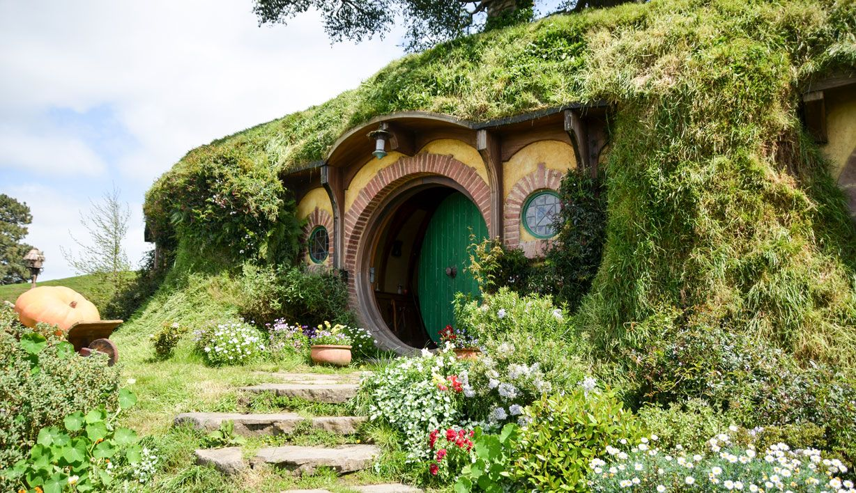 Visiter Hobbiton Movie Set, le village des hobbits