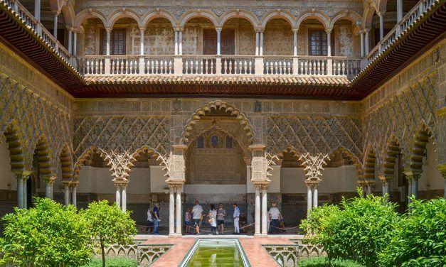 Visiter l'Alcazar de Séville