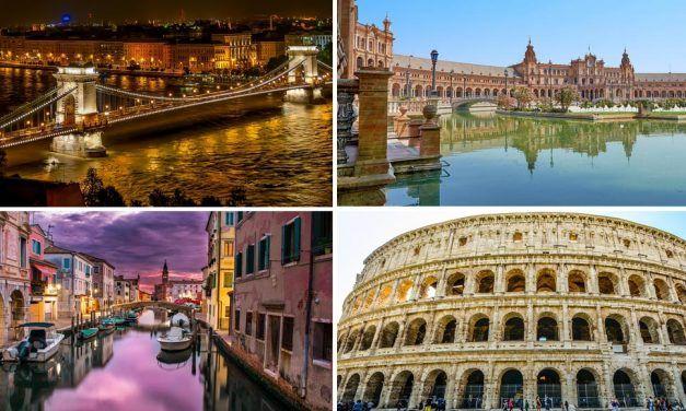 Les meilleures destinations en Europe : Idées de voyage en Europe