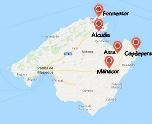 Est de Majorque