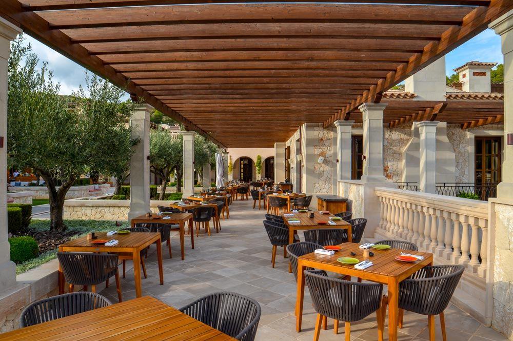 restaurant park hyatt majorque