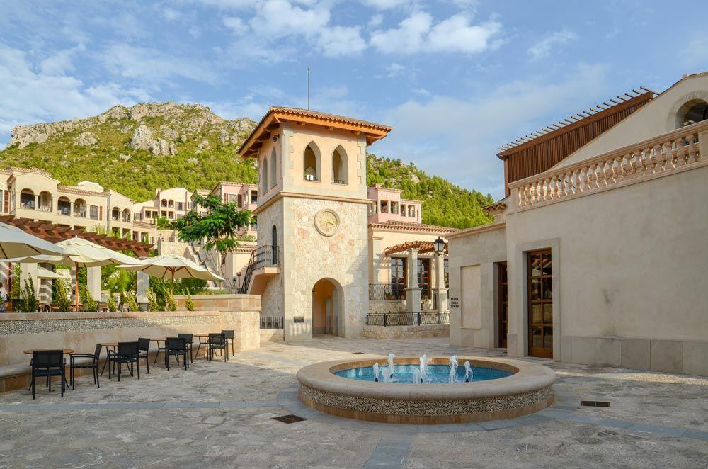 Park hyatt Majorque