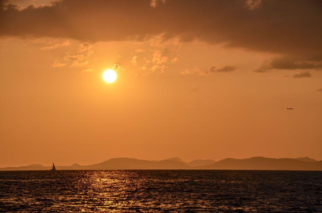 coucher de soleil croisière palma de majorque