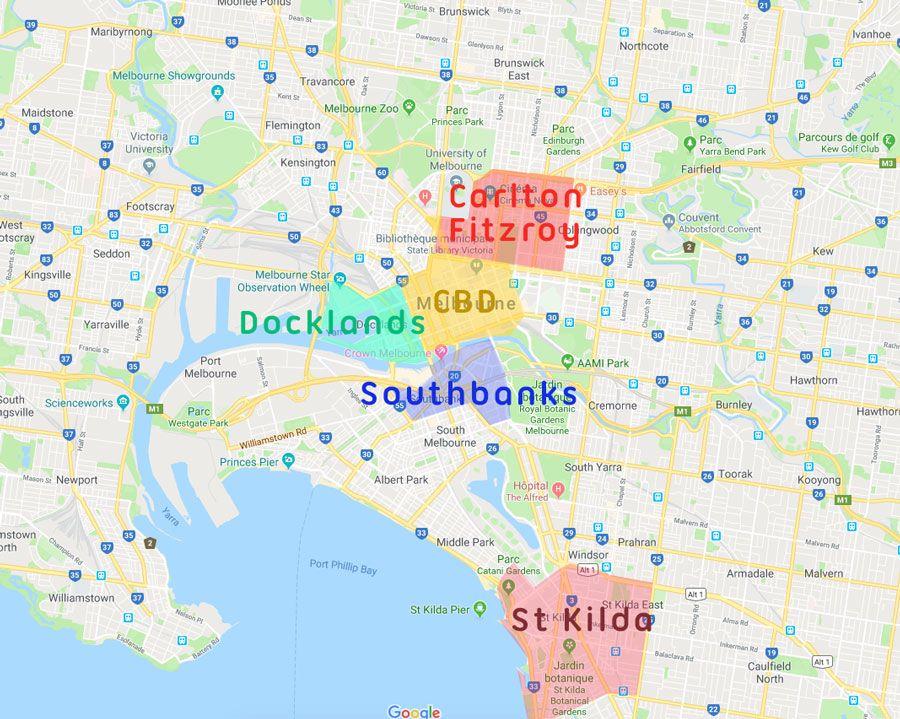 Brancher maintenant Melbourne quand votre ex-femme sort