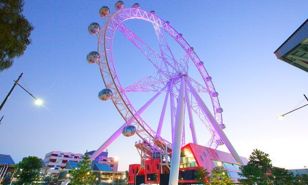 Melbourne Star Observation Wheel : la grande roue de Melbourne