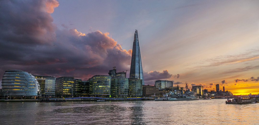Londres-The-Shard