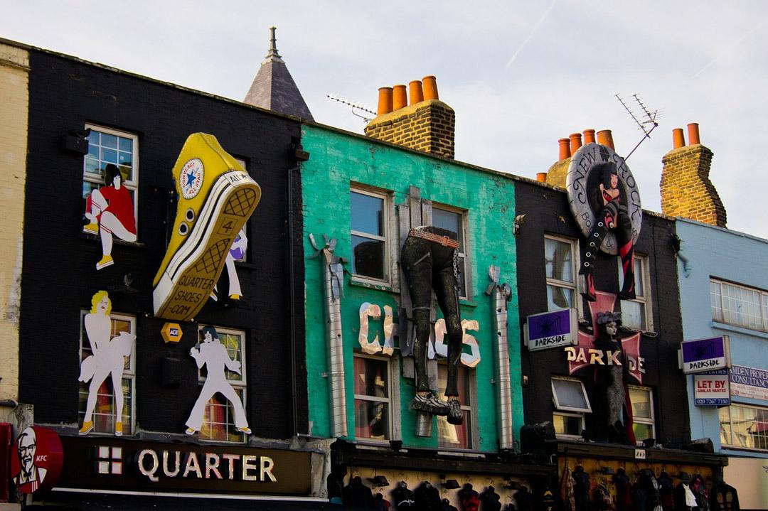 Quartier-camden-Londres