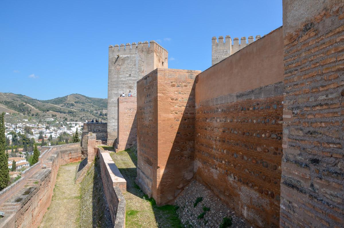 Alcazaba-Alhambra