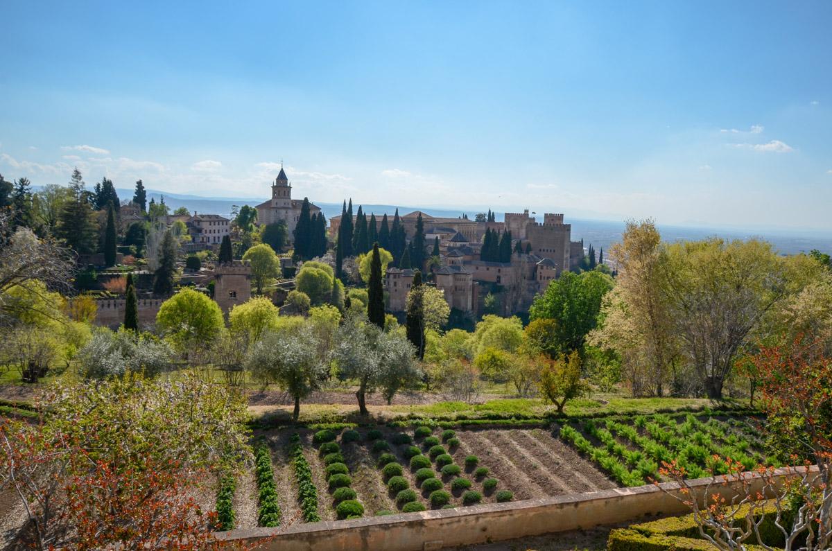 Jardin-Generalife-Alhambra