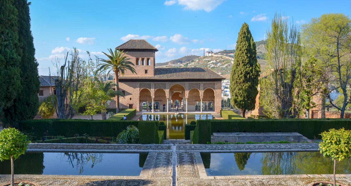 Palais-Partal-Alhambra