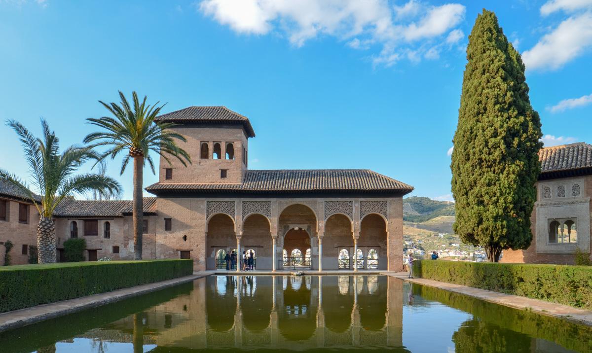 Palais-du-Partal-Alhambra