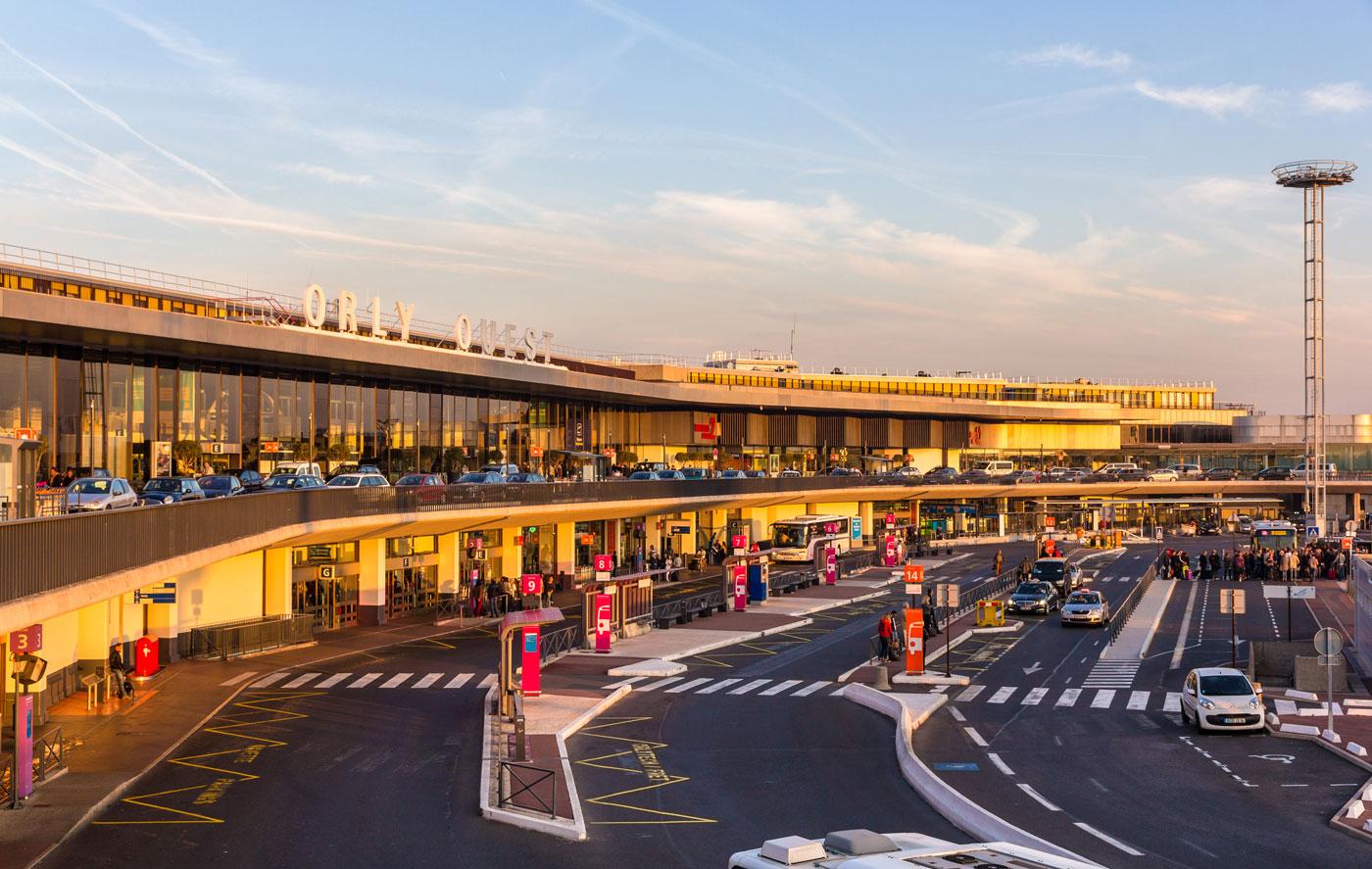 Aéroport d'Orly : accès, parkings et logements