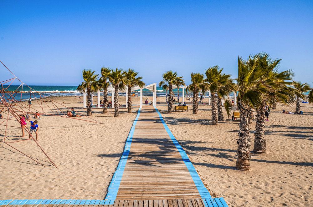 Alicante-plage