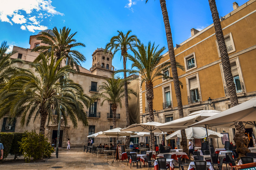 Alicante-plaza