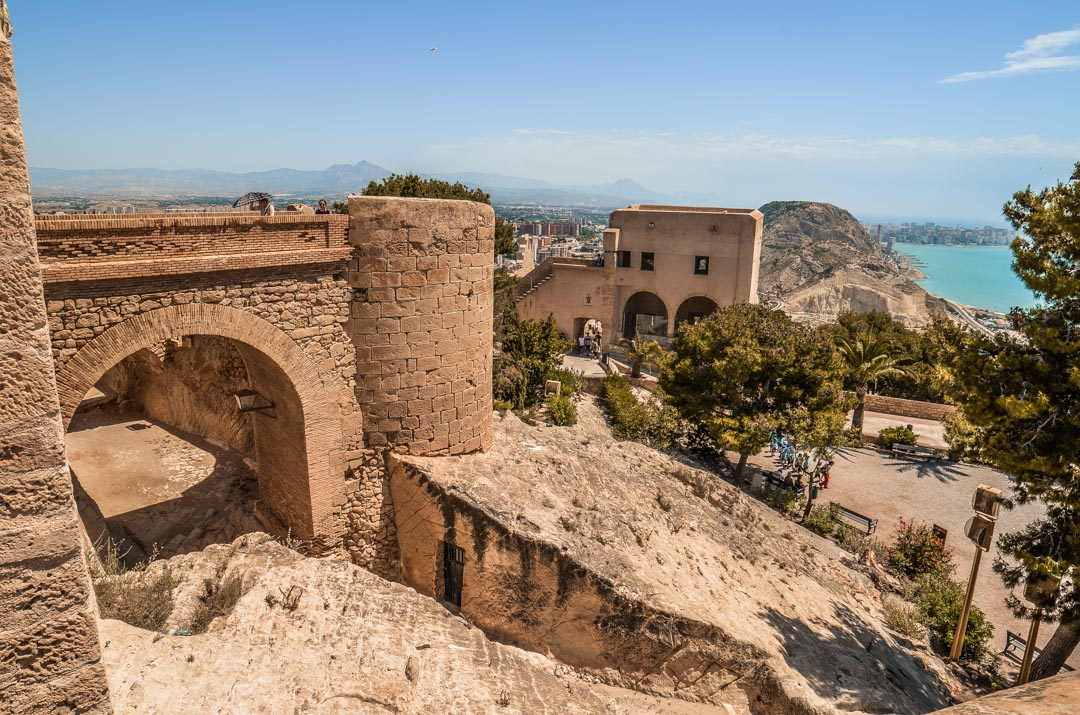 Alicante-chateau