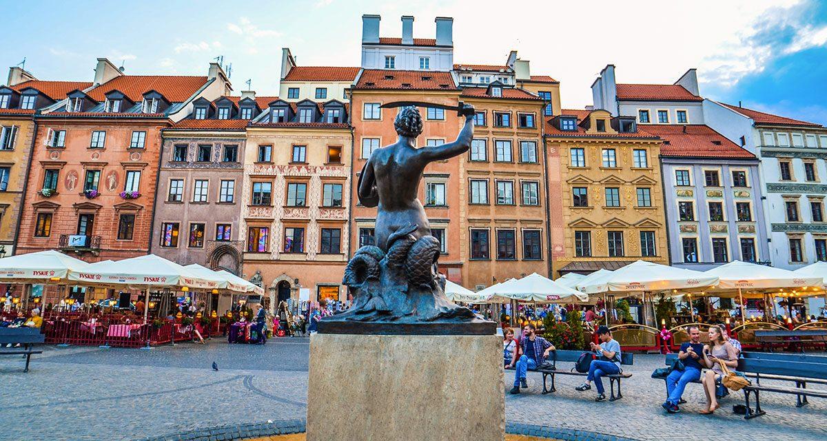 Visiter Varsovie : Que voir et que faire à Varsovie ?