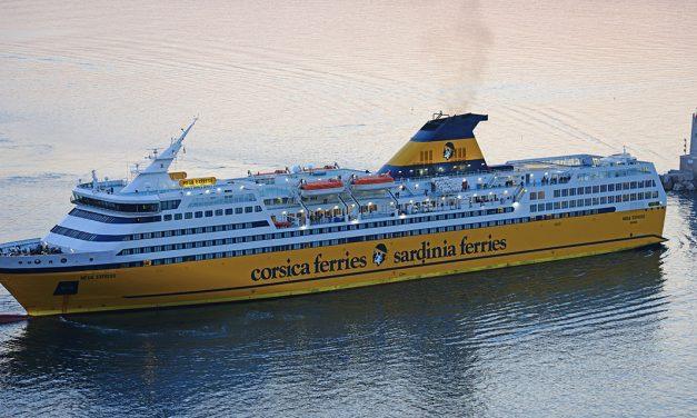 Quel ferry pour aller en Corse ?