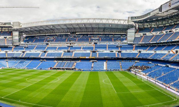 Visiter le stade Santiago Bernabeu de Madrid