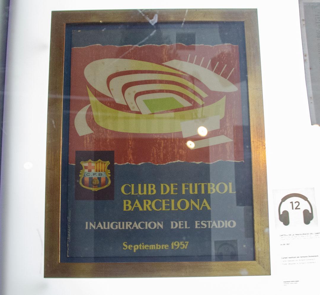 Camp Nou-Barcelone-inauguration