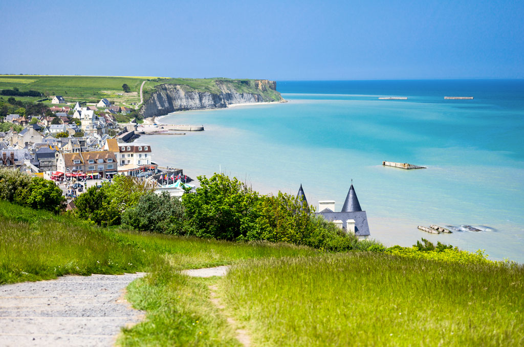 Arromanches-normandie