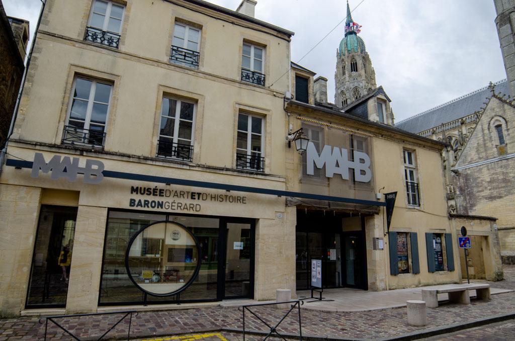 Bayeux-MAHB