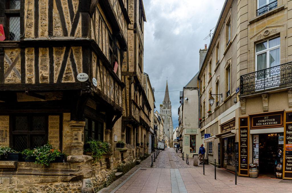 Bayeux-rue