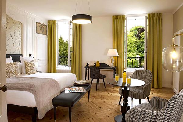 Ou dormir Bayeux Château St Gilles