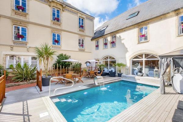 Hôtel-De-Brunville bayeux