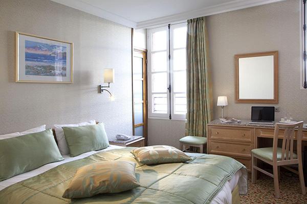 Dormir Mont-Saint-Michel Hôtel Croix Blanche